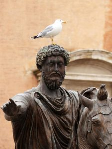 Weekend in Rome with Marcus Aurelius